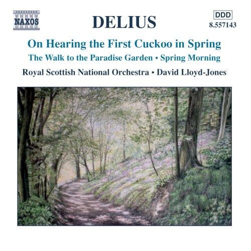 On Hearing the First Cuckoo in Spring