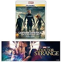 【メーカー特典あり】キャプテン・アメリカ/ウィンター・ソルジャー MovieNEX [ブルーレイ+DVD+デジタルコピー(クラウド対応)+MovieNEXワールド](ドクターストレンジオリジナル・ステッカー付) [Blu-ray]