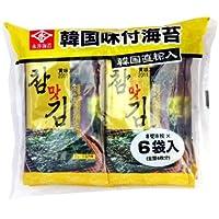 永井韓国味付海苔 8切8枚6P×10袋