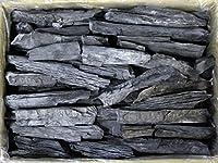 【極紀州製法】 伝説の備長炭 白炭 (15kg) 上割中