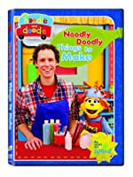 Noodle & Noodle: Noodly Doodly Things to Make [DVD] [Import]