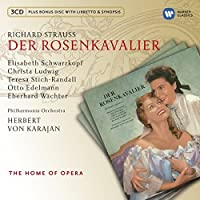 Der Rosenkavalier by Richard Strauss (2009-11-17)