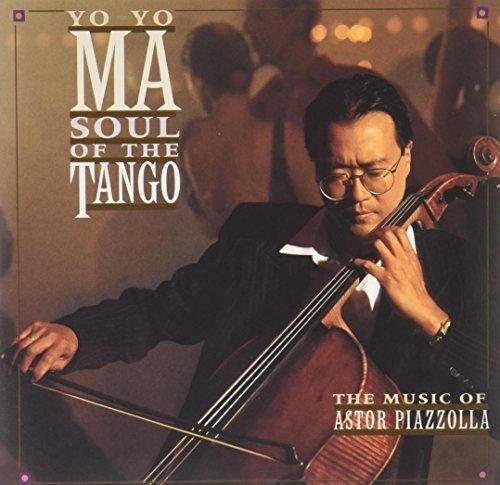 Soul Of Tango (SACD) (限量編號版) ~ Yo Yo Ma