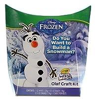 Disney Frozen Olaf Craft Kit Crayola Model Magic by Crayola [並行輸入品]