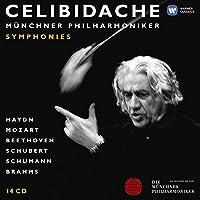 Celibidache Volume 1: Symphonies by Sergi? Celibidache (2011-11-29)