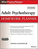 Adult Psychotherapy Homework Planner, 5th Edition (PracticePlanners) 画像