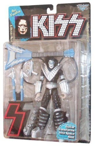 MCFARLANE TOYS 1997 KISS Ace Frehley Ultra Action Figure