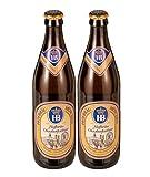 【輸入 ドイツ プレミアムビール】 ホフブロイ オクトーバーフェスト ビア 500ml × 2本