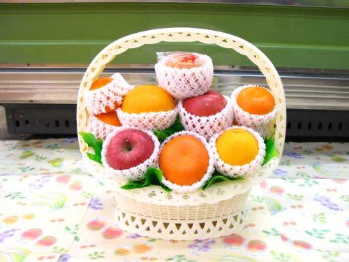 果物盛りかご