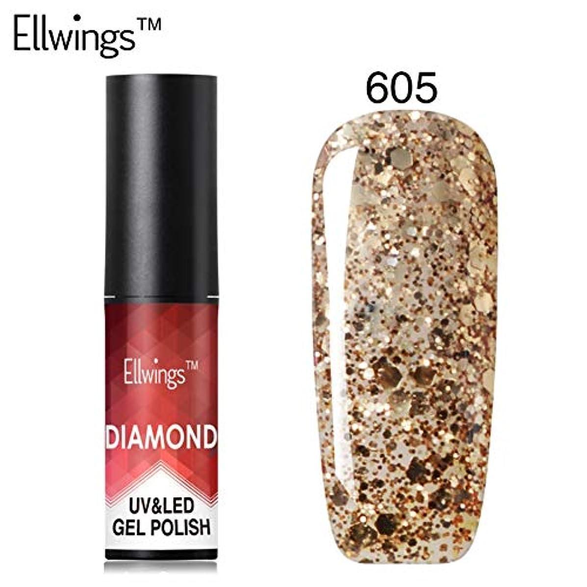 ビーズ緩やかな概要ファッション ネイルジェル ダイヤモンド グリッター ネイルアート ソークオフ UV LED ジェルネイルポリッシュ プラチナジェルポリッシュ Cutelove