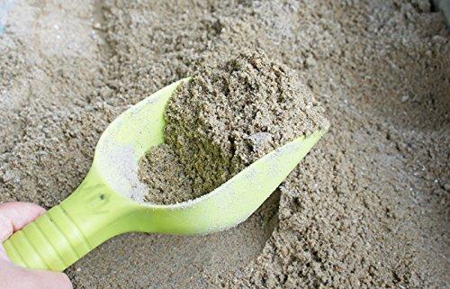 佐賀・唐津産の海砂30kg うみずな-砂場にも使える施工用砂-