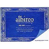 ホルベイン アルビレオ水彩紙 ブロック 中紙218g(並厚口) 中目 24枚とじ 270-232 B-B4