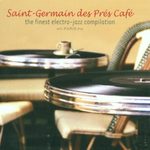 St Germain Des Pres Cafe 1