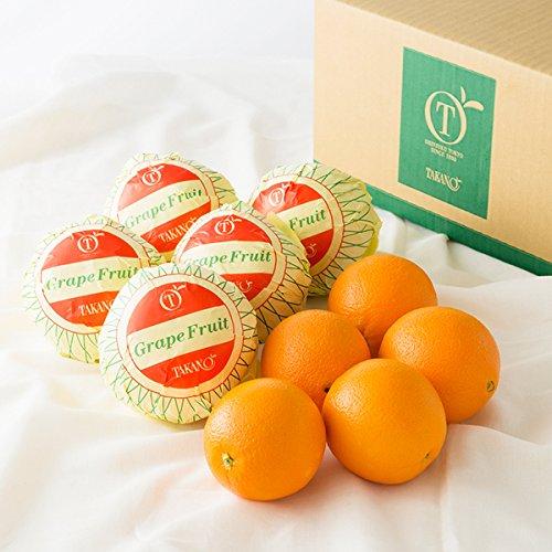 新宿高野 Day Fruit デイフルーツ デイフルーツ シトラス #29100 [グレープフルーツ×5/オレンジ×5] フルーツ 果物 つめあわせ セット