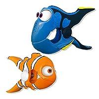 o2cool Nemo / Dory Bocaビーチタオルクリップ