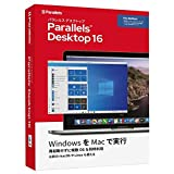 Parallels Desktop 16 Pro Edition Retail Box 1Yr JP(Pro1年版)