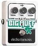 electro-harmonix エレクトロハーモニクス エフェクター ディストーション Big Muff Pi with Tone Wicker 【国内正規品】