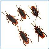Yammy フェイクゴキブリ 20匹セット 面白グッズ シミュレーションゴキブリ ジョーク?どっきり