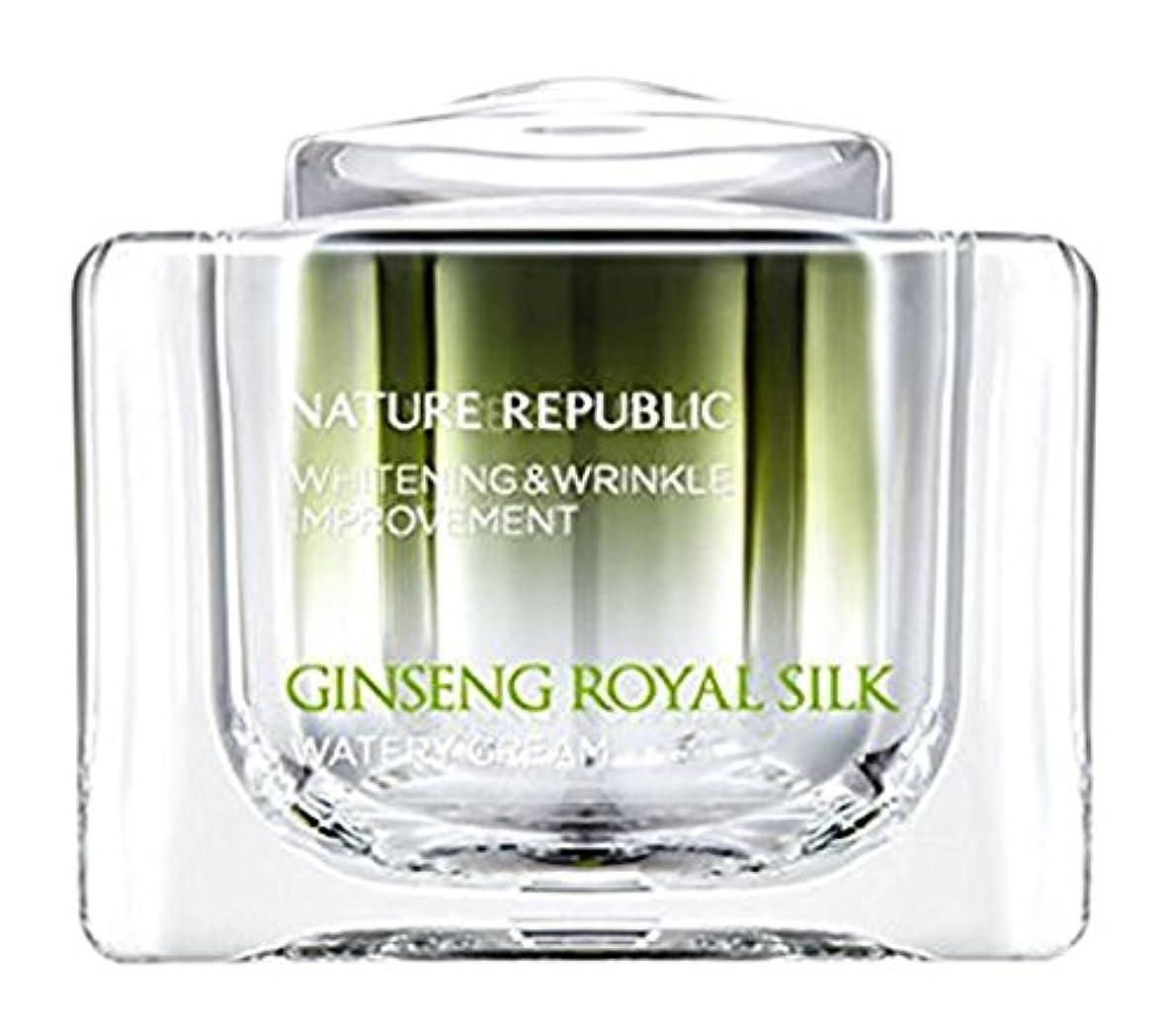 冷えるページ罪悪感Nature Republic (ネイチャーリパブリック) 正規輸入品 NATURE REPUBLIC(ネイチャーリパブリック) RY ウォータリークリームGI 60g NL8088