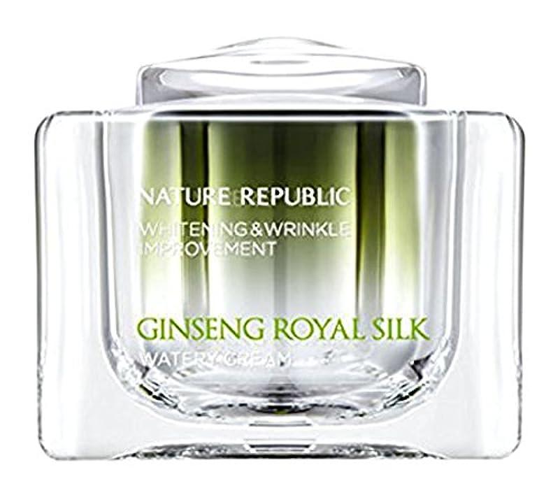 ミリメーター石膏雇ったNature Republic (ネイチャーリパブリック) 正規輸入品 NATURE REPUBLIC(ネイチャーリパブリック) RY ウォータリークリームGI 60g NL8088