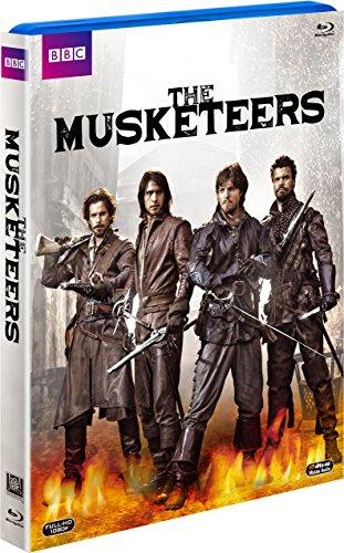 マスケティアーズ パリの四銃士 ブルーレイBOX [Blu-ray]