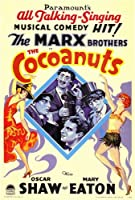The Cocoanuts 11x 17映画ポスター–スタイルA Unframed PDPCC4869