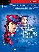 Mary Poppins Returns for Flute (Hal Leonard Instrumental Play-along)