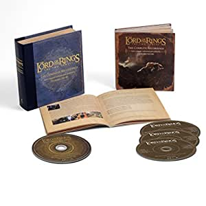 THE LORD OF THE RINGS: THE TWO TOWERS THE COMPLETE RECORDINGS [3CD+BLURAY]