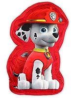 Paw Patrol Kids Marcus Red Cushion 【joybaby】 [並行輸入品]