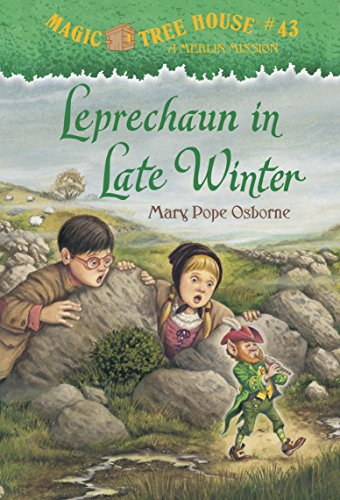Leprechaun in Late Winter (Magic Tree House (R) Merlin Mission)の詳細を見る