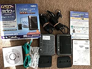 NEC Aterm WR9500N[HPモデル] イーサネットコンバータセット PA-WR9500N-HP/E