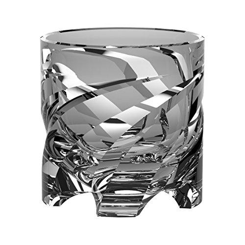 SHTOX (ショトックス) ショットグラス ウェーブ 100ml クリスタル 002/S