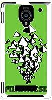 ohama AQUOS PHONE Xx 302SH アクオスフォン ダブルエックス ハードケース ca1185-4 ピラミッド スマホ ケース スマートフォン カバー カスタム ジャケット softbank