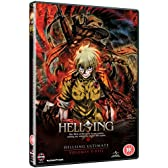 HELLSING OVA コンプリート DVD-BOX2 (V-VIII話[5-8話], 200分) ヘルシング 平野耕太 アニメ [DVD] [Import] [PAL, 再生環境をご確認ください]