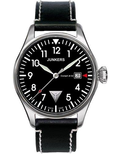 ユンカース 腕時計 COCKPIT JU52 6144-2 [並行輸入品]