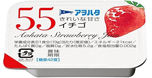 アヲハタ 55 イチゴ 13g×24個