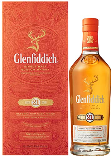グレンフィディック 21年 グランレゼルヴァ 700ml 瓶