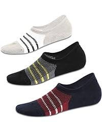 メンズ靴下 ソックス フットカバー スニーカーソックス 抗菌 ショートソックス くるぶし 3足セット