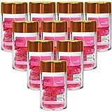 エリップス ellips ヘアビタミン ヘアトリートメント 50粒 ボトル ピンク お得な10本セット [並行輸入品]