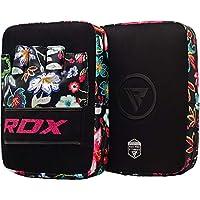 RDX レディース ボクシングパッド パンチフォーカスフック & ジャブパッド タイキック レディース ストライクシールド 総合格闘技 パンチングパッド ターゲットトレーニング