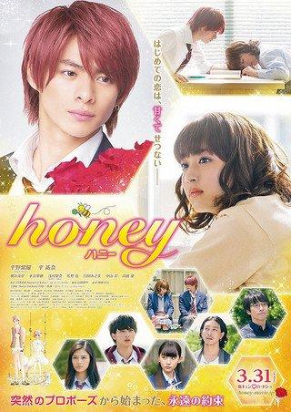 【チラシ付き、映画パンフレット】honey ハニー 監督 神...