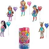 バービー(Barbie) カラーリビール! みずで色マジック チェルシー バルーン 【着せ替え人形】【サプライズパック】【6歳~】 GWC62