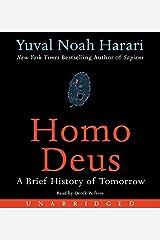 Homo Deus CD: A Brief History of Tomorrow CD