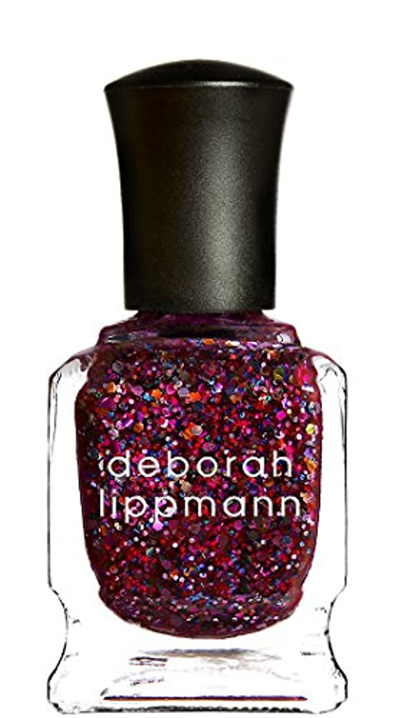外向き最終チョコレート[Deborah Lippmann] デボラリップマン ポリッシュ ピンク系 15mL (99 ルフトバルーンズ)