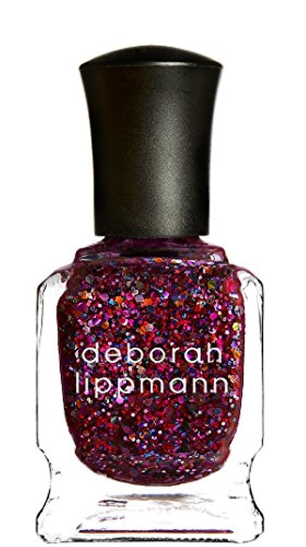 くしゃくしゃ通貨教えて[Deborah Lippmann] デボラリップマン ポリッシュ ピンク系 15mL (99 ルフトバルーンズ)
