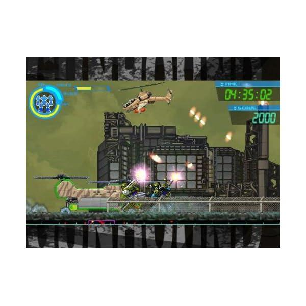 機装猟兵ガンハウンドEX(通常版) - PSPの紹介画像4
