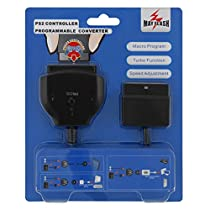 [MAYFLASH]PS1/PS2用コントローラに連射/マクロ機能を付加させる変換コンバータ(新型版)[SRPJ0298]