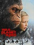 【映画パンフレット】猿の惑星:聖戦記(グレート・ウォー) War for the Planet of the Apes