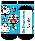ナカジマコーポレーション I'm Doraemon ソックス ドラえもん ブルー 23〜24cm 靴下 くつした レディース 141828-20