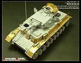 WWⅡ ドイツ軍 Ⅳ号戦車D型 車両用 ドラゴンキット対応[PE35102]1/35 Pz.KPfw. IV Ausf D For DRAGON 6265